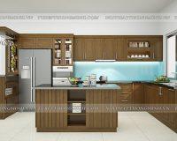 Quy trình thiết kế thi công tủ bếp tại Hpro