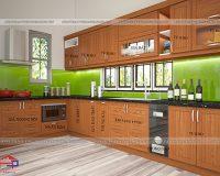 Các công trình sử dụng thùng gạo tủ bếp tại Hpro