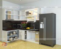 Cách làm tủ bếp đẹp đơn giản nhất