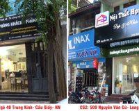 Showroom tủ bếp đẹp tại Hà Nội