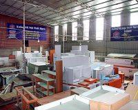 Xưởng sản xuất tủ bếp gỗ uy tín hàng đầu – cam kết 100% chất lượng