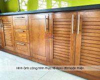Bảng giá tay nắm tủ bếp giá rẻ mới nhất tại Nội thất Hpro