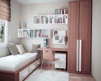 Những điều bạn cần làm khi thiết kế nội thất cho phòng ngủ nhỏ 12m2