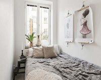 Giải pháp tuyệt vời cho thiết kế nội thất phòng ngủ 6m2