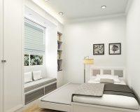 Mách bạn cách thiết kế nội thất phòng ngủ 9m2 tiện nghi, hiện đại