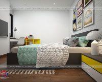 Tư vấn thiết kế nội thất phòng ngủ trẻ em hợp lý với mức chi phí thấp