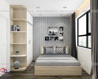 Sở hữu ngay không gian ngủ lý tưởng cùng cách thiết kế phòng ngủ với diện tích nhỏ