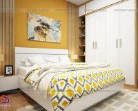 50 mẫu thiết kế phòng ngủ nhỏ đẹp xinh ít tốn kém
