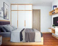 Khám phá những mẫu thiết kế phòng ngủ đơn giản đẹp chỉ có tại Hpro