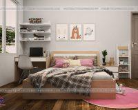 Thiết kế nhà 1 tầng đẹp 2 phòng ngủ hoàn hảo nhờ những chỉ dẫn sau