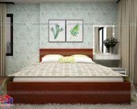 Thiết kế nhà đẹp 1 tầng 4 phòng ngủ tiện nghi cho mọi thành viên