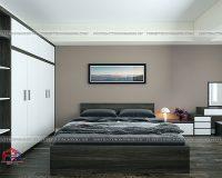 Lưu ý về phong cách thiết kế nội thất phòng ngủ hiện đại sang trọng