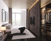 Thiết kế phòng ngủ 20m2 đơn giản theo hướng dẫn của KTS