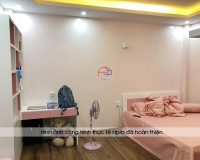 Tuyển tập những mẫu thiết kế phòng ngủ cho con gái đơn giản tại Hpro