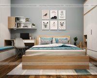 Học cách thiết kế phòng ngủ đẹp cho bé trai từ các công trình thực tế của Hpro