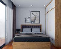 Thiết kế phòng ngủ đơn giản hiện đại theo xu hướng