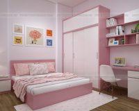 20 mẫu thiết kế phòng ngủ nhỏ đẹp cho bé gái mà phụ huynh không thể bỏ qua