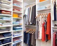 HỌC NGAY cách sắp xếp tủ quần áo đẹp chỉ với 1 vài bước đơn giản