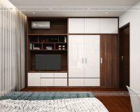 Hé lộ 30 mẫu tủ quần áo gỗ đẹp hiện đại giá chỉ từ 2,3 triệu