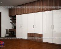 Tại sao nên lựa chọn tủ quần áo gỗ ép 3 buồng hiện đại tại Hpro