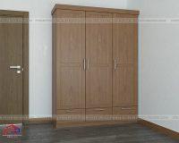 Báo giá tủ quần áo gỗ nhỏ gọn cạnh tranh nhất thị trường