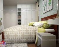 Tủ quần áo trắng đẹp bảo hành 2 năm tại nội thất Hpro