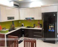 Sở hữu không gian bếp nhỏ với cách thiết kế bếp dưới 10m2, có giá chi tiết