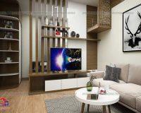 40 mẫu thiết kế nội thất chung cư hiện đại, tiện ích ai cũng mê