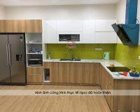 Tư vấn cách chọn tủ bếp nhựa laminate phù hợp với không gian bếp nhà bạn nhất