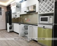 Hướng dẫn cách sử dụng tủ bếp luôn bền đẹp như mới