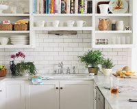 Cách tạo không gian xanh phòng bếp đẹp như thiên đường