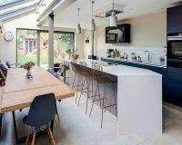21 mẫu thiết kế không gian bếp ăn thiết kế tiện nghi, ấn tượng