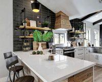"""Xu hướng thiết kế không gian phòng bếp đang """"gây bão"""" nhất hiện nay"""