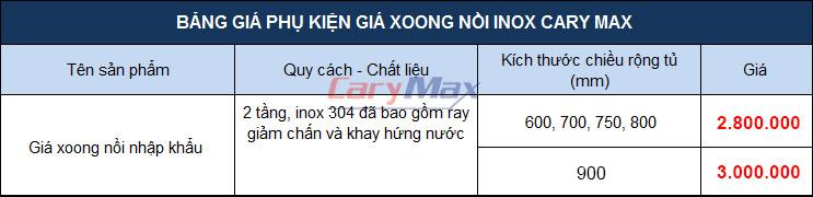gia-phu-kien-gia-de-xoong-noi-inox-carymax
