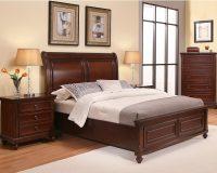 Mẫu giường ngủ gỗ xoan đào Hoàng Anh Gia Lai đẹp mê ly tại nội thất Hpro